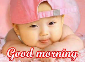 Baby Good Morning Images Photo HD Download