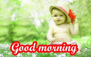 Baby Good Morning Images Pictures HD Download