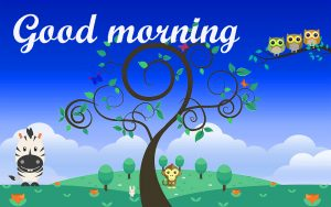 Cartoon Good Morning Images Wallpaper Pics Download