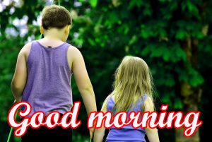 Best friends Good morning Wallpaper Photo Pics Download