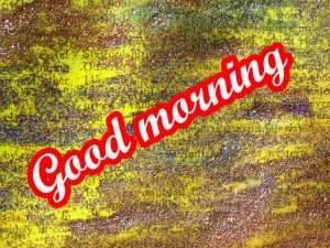 Glitter Good Morning Images Photo Free Download
