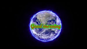Good Morning World Images Photo HD Download