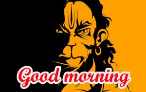 Mangalwar Hanuman Ji Good Morning Images