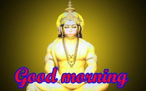 Mangalwar Hanuman Ji Good Morning Images Photo Pics HD Download