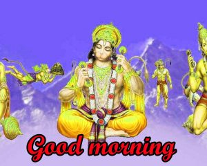 Mangalwar Hanuman Ji Good Morning Images Wallpaper Pics Download
