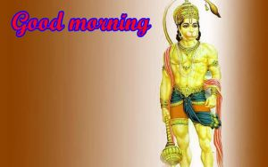 Mangalwar Hanuman Ji Good Morning Images Pics