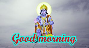 Mangalwar Hanuman Ji Good Morning Images Pics Wallpaper HD