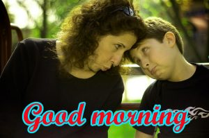 Mom Good Morning Photo Pictures Download