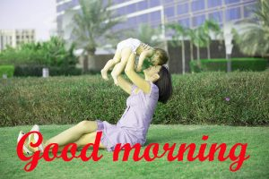 Mom Good Morning