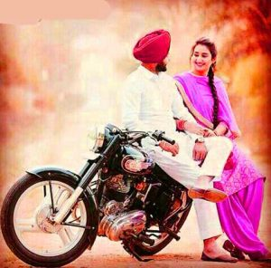 Punjabi Couple Images Photo Wallpaper Pics HD