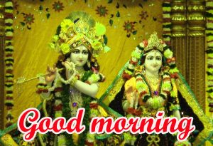 God Radha Krishna good morning Wallpaper Pics HD