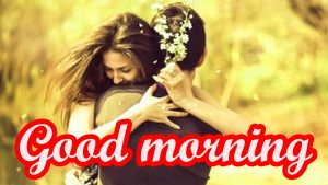 Sweet Romantic Good Morning Images Wallpaper