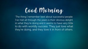 Best Success Quotes Good Morning Images Pictures Photo HD