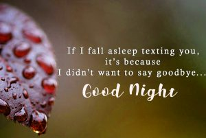 Good Night Picture Photo Wallpaper Images Free Download For Facebook