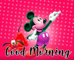 Mickey Mouse good morning Images Photo Wallpaper Pictures Free HD Download