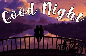 Romantic Good Night HD Images Photo Wallpaper Pictures Pics Free Download For Whatsapp