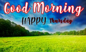 Thursday Good Morning Images Wallpaper Photo Free HD Download