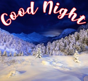Winter good Night Images Pictures Photo Wallpaper Download