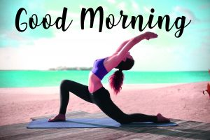 good morning images Photo Wallpaper Pictures Free HD Download with yoga lovers