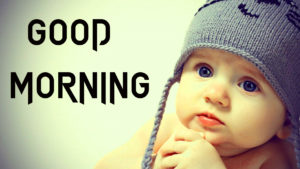 Baby Good Morning Images pictures pics hd