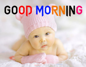 Baby Good Morning Images pics photo download