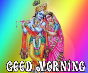 God Radha Krishna Good Morning images pictures photo free hd download