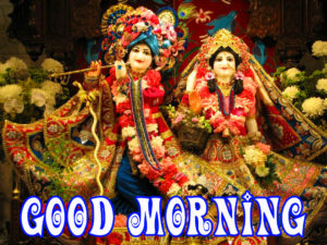 God Radha Krishna Good Morning images pictures photo free download