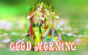 God Radha Krishna Good Morning images wallpaper pictures for whatsapp