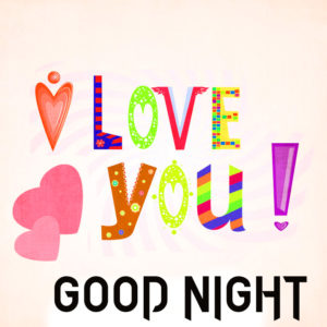 I Love You Good Night Images pictures pics hd