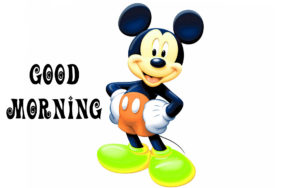 mickey mouse good morning images wallpaper pictures free hd