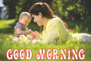 mom good morning images photo pics download