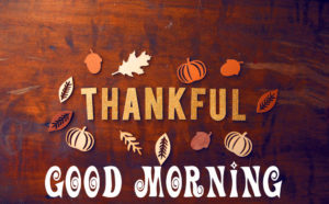 Thanksgiving Good Morning Images pics wallpaper download