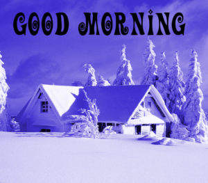 Winter Good morning Images pictures photo hd