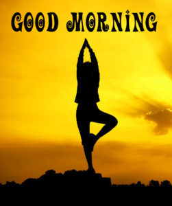 yoga lovers good morning images pictures photo hd download