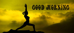 yoga lovers good morning images wallpaper photo hd