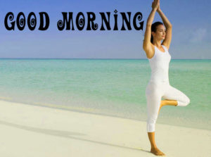 yoga lovers good morning images photo pictures free hd
