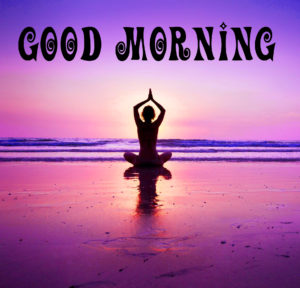 yoga lovers good morning images photo wallpaper download
