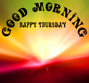 Thursday Good Morning Images photo wallpaper download