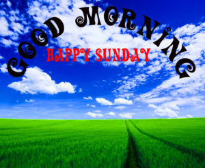 Sunday Good Morning Images photo pictures hd