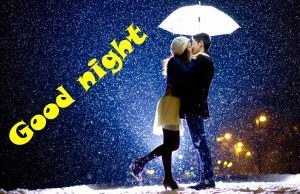 Romantic Good Night Wishes Images Wallpaper for Facebook