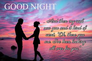 Good Night Images for Him & Her Photo Wallpaper