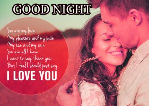 Good Night Images for Him & Her Pics Photo Wallpaper