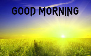 Sunrise Good Morning Images pics photo hd