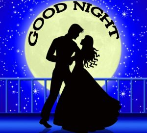 Romantic Sweet Cute All Good Night Images Wallpaper for Husband Wife