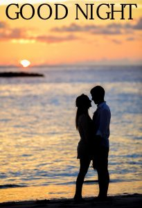 Romantic Sweet Cute All Good Night Images Wallpaper Pic for Facebook