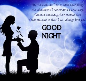 Romantic Sweet Cute All Good Night Images Photo Wallpaper pics Download