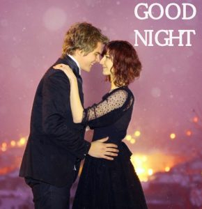 Romantic Sweet Cute All Good Night Images Wallpaper for Facebook