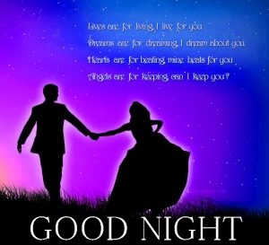Romantic Sweet Cute All Good Night Images Photo Free Download