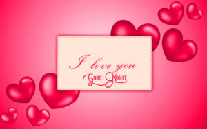 I Love You Good Night Images wallpaper photo hd download