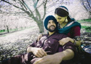 Punjabi Couple Images photo for friend